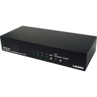 CLUX-C41C - 4×1 HDMI Switcher with CEC