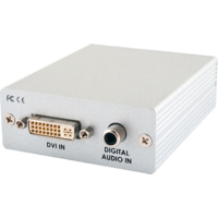 CP-268S - DVI to HDMI Converter with Coaxial Audio Input