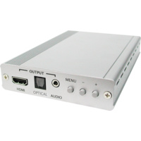 CP-294 - Component Video to HDMI Scaler with 3.5mm and Optical Audio Outputs