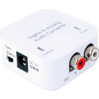 DCT-3A - Digital to Stereo Audio Converter (up to 192kHz)